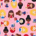 Back to school - scolarette su rosa