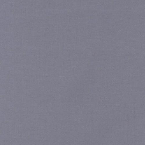 Solidi Kona cotton - Medium gray