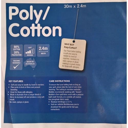Matilda's own - 80% cotone 20% poliestere