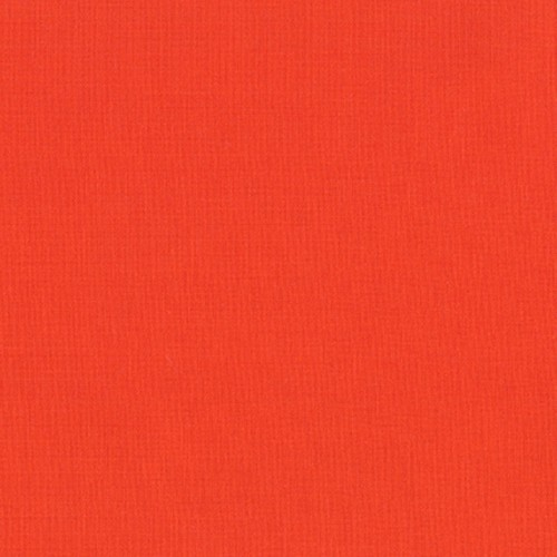 Solidi Kona cotton - Flame