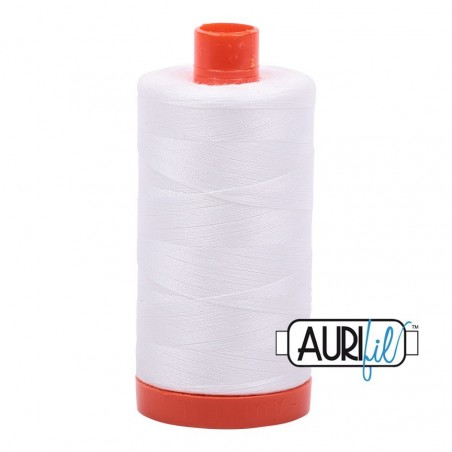 Aurifil 50WT - Large spool - 2021