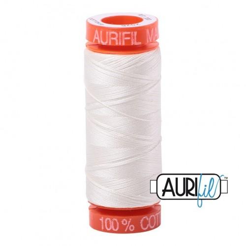 Aurifil 50WT - Small spool - 2026
