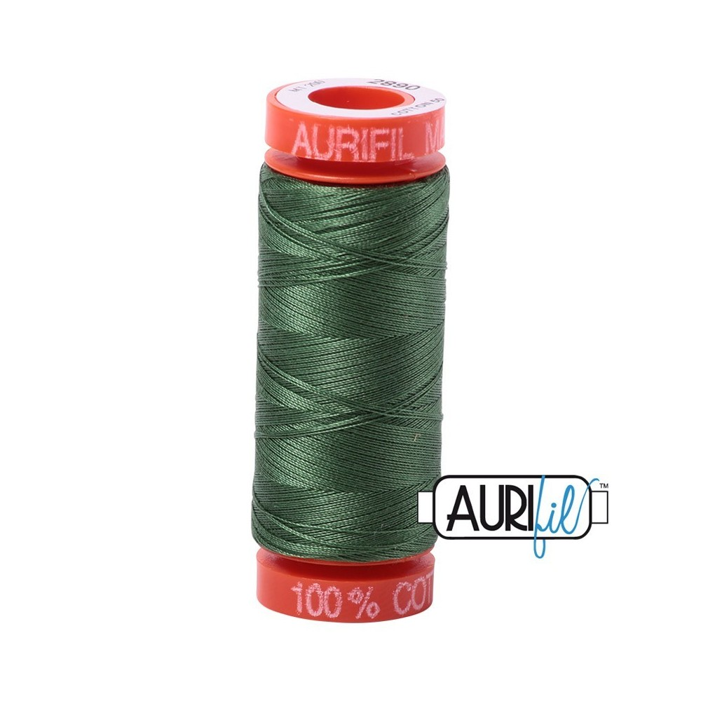 Aurifil 50WT - Small spool - 2890