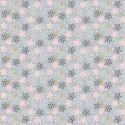 Believe - Fiorellini su grigio
