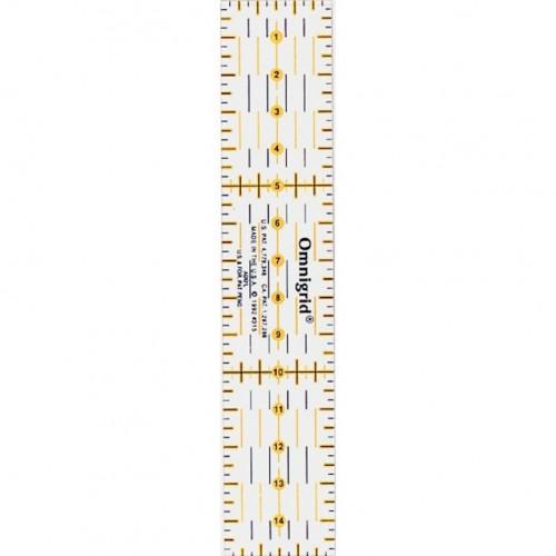 Regolo 3x15 cm omnigrip