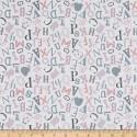 Zoo around - Alfabeto in rosa