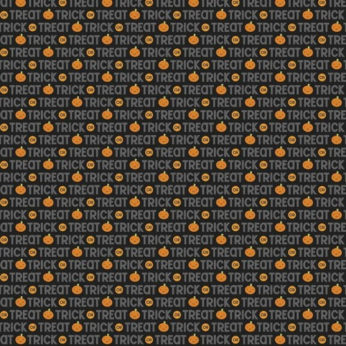 Ghouls & Goodies - Trick or treat su nero