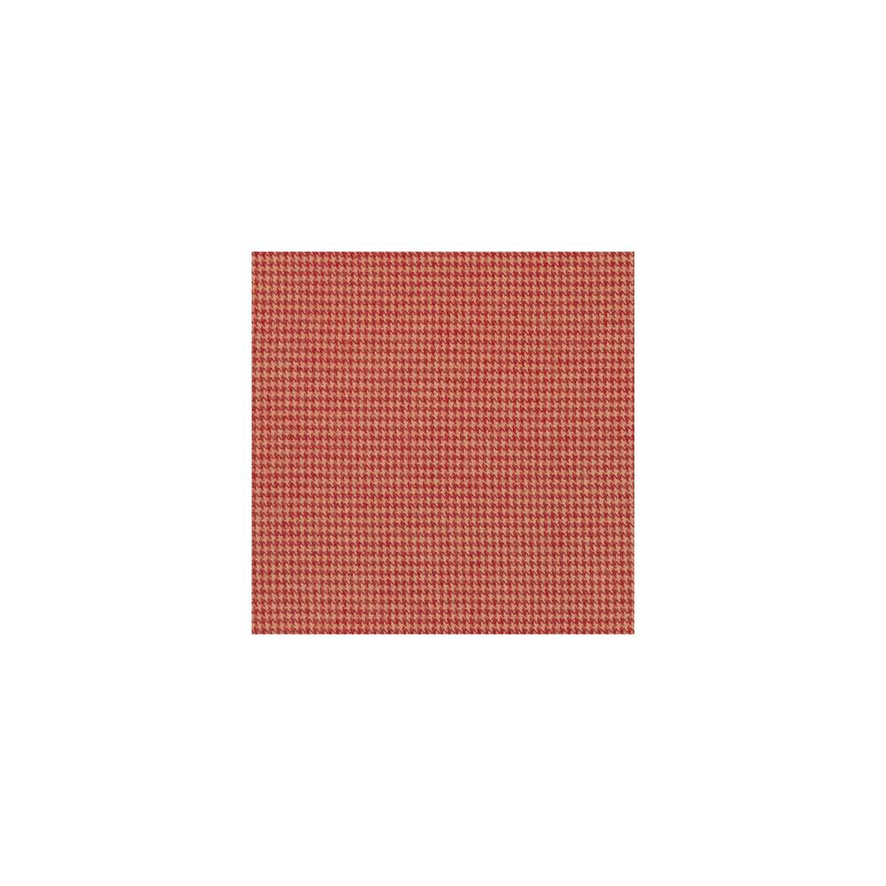 Shetland Flannel - quadratini beige-rosso