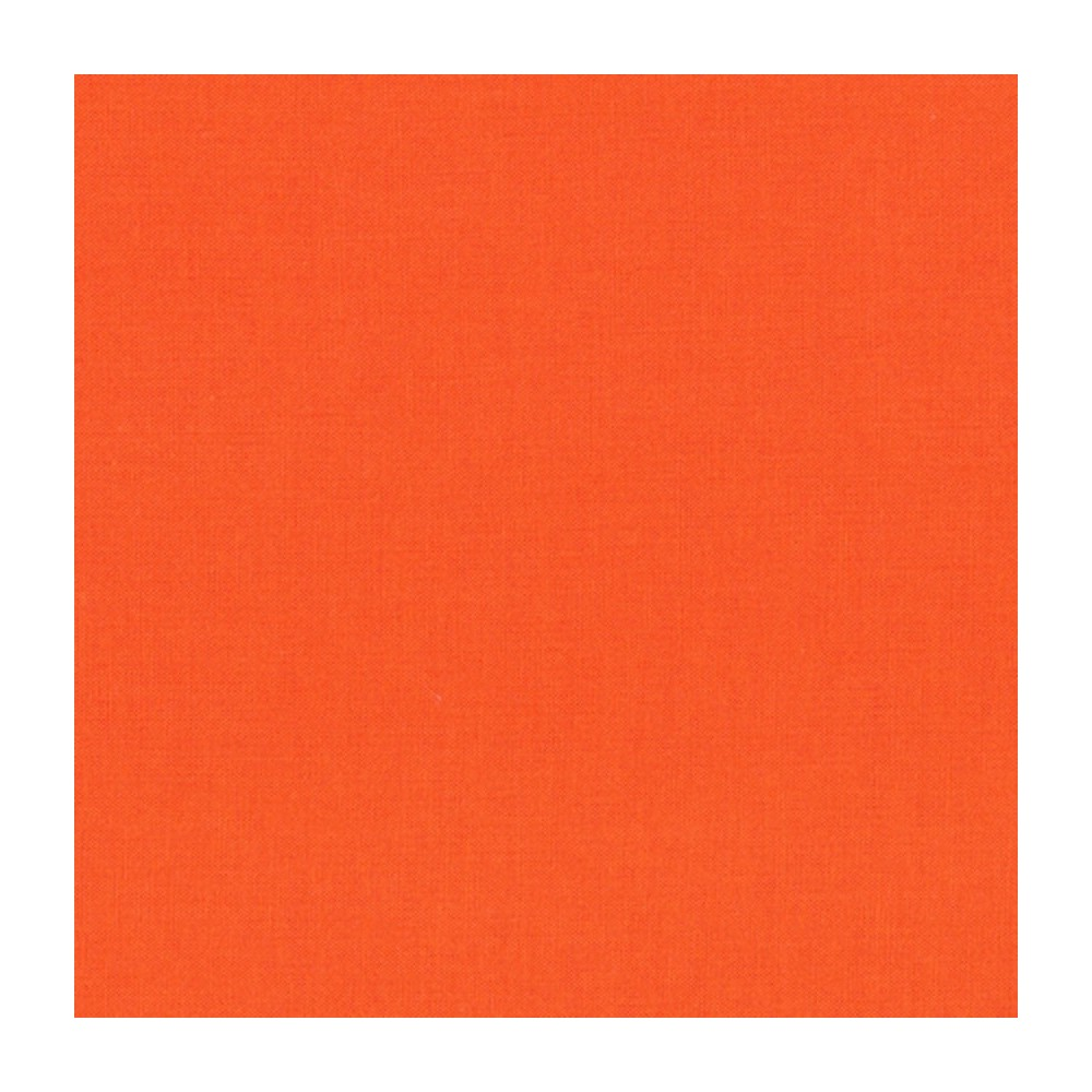 Solidi Kona cotton - Carrot