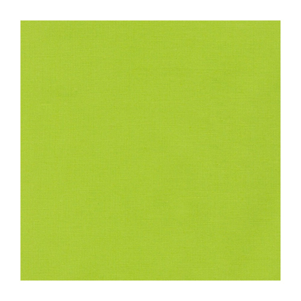 Solidi Kona cotton - Chartreuse