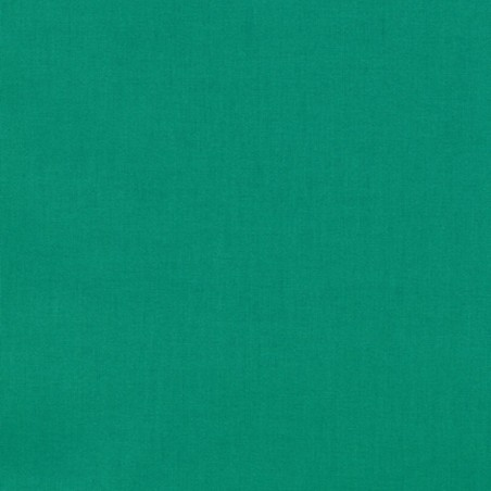 Solidi Kona cotton - Jade green