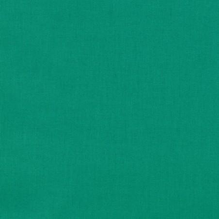 Solidi Kona cotton - Jade green