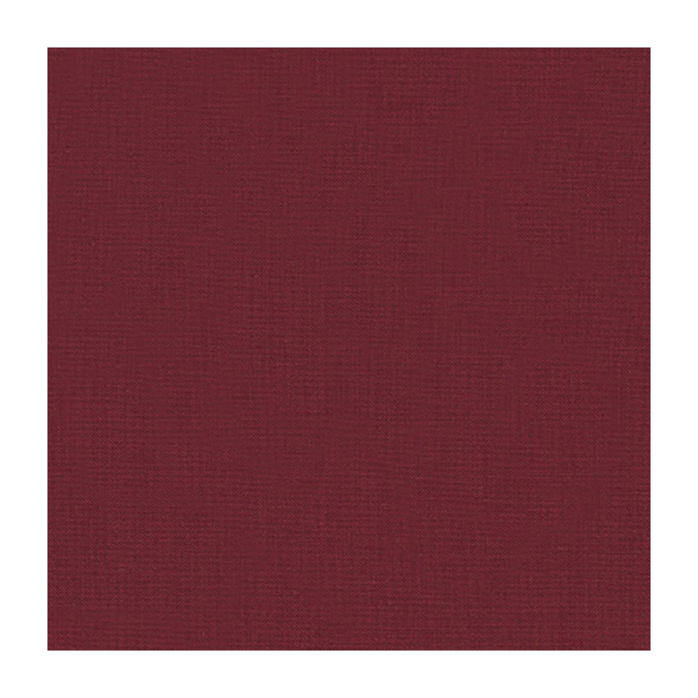 Solidi Kona cotton - Crimson