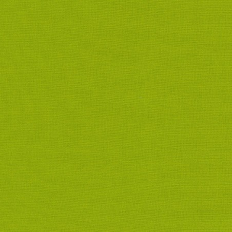 Solidi Kona cotton - Lime