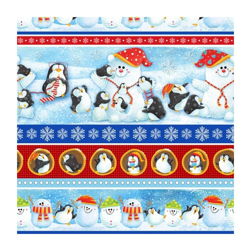 Pinguin parade - strisce