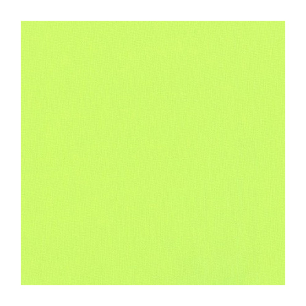 Solidi Kona cotton - Key lime