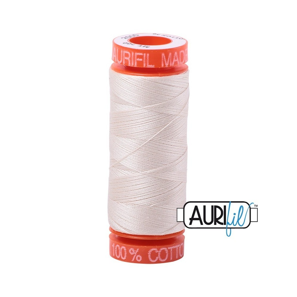 Aurifil 50WT - Small spool - 2000