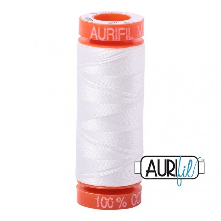 Aurifil 50WT - Small spool - 2021