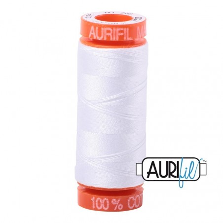 Aurifil 50WT - Small spool - 2024