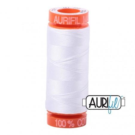 Aurifil 50WT - Small spool - 2024