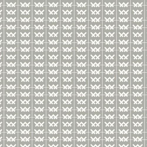 Baseline - Crocette su grigio
