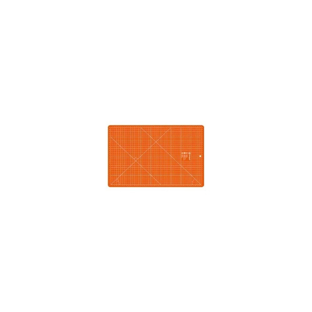 Base da taglio 30x45 cm arancione