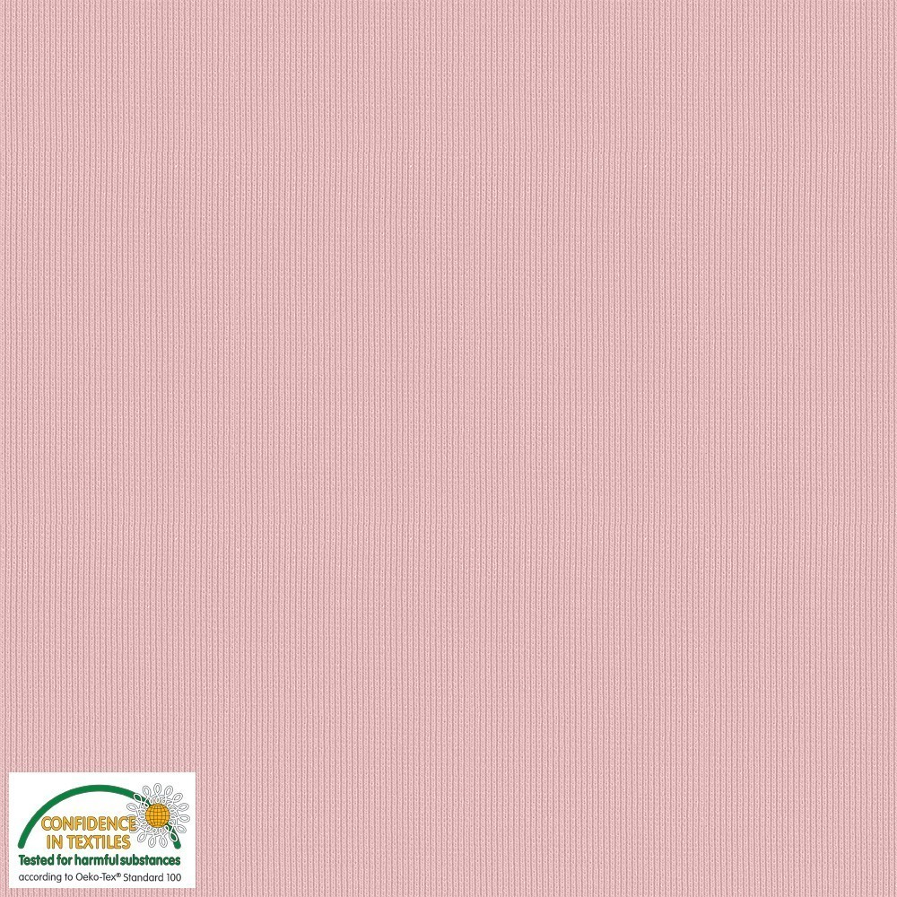 Costine - RIB jersey - Rosa