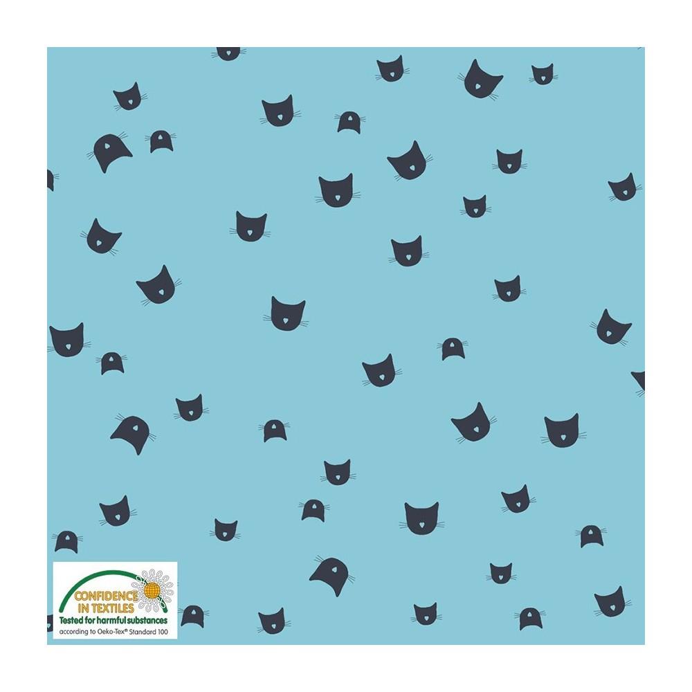 Felpa - Testoline di gatto