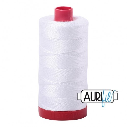 Aurifil 12WT - Large spool - 2024