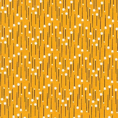 Spilli su giallo