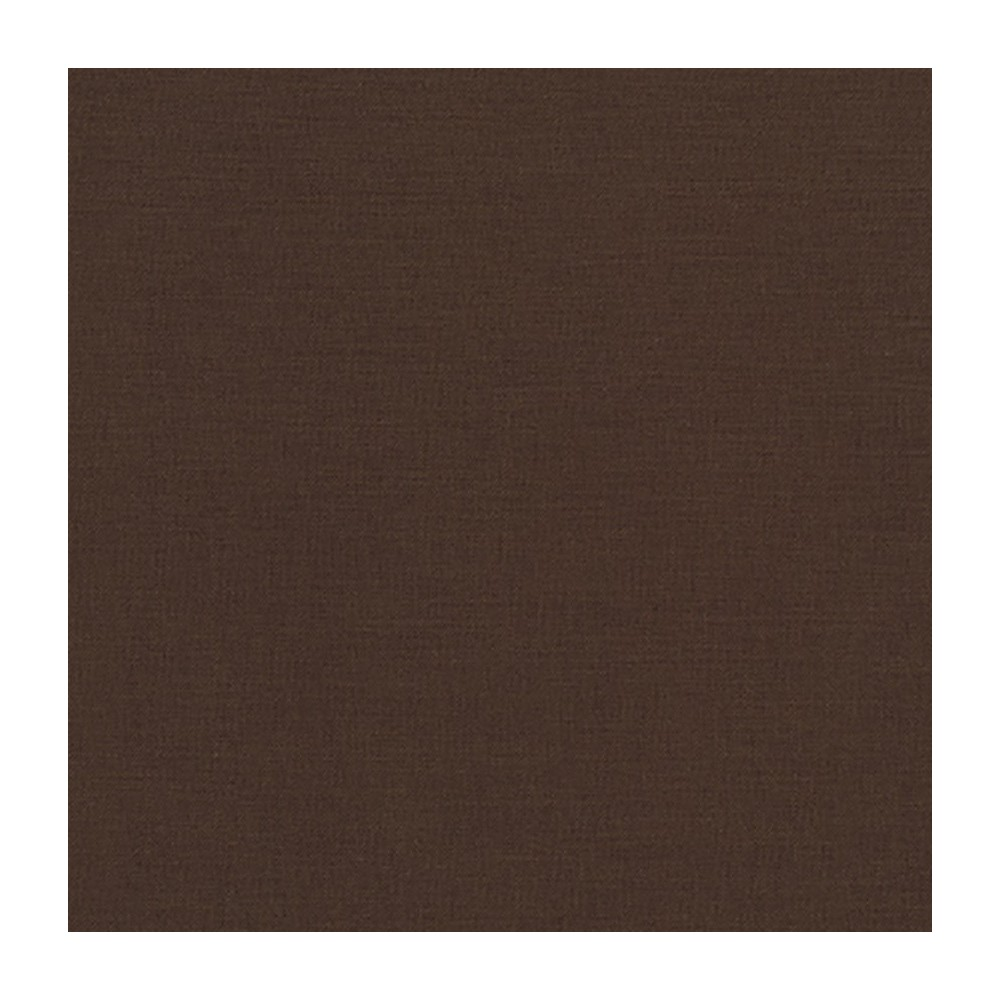 Solidi Kona cotton - Chocolate