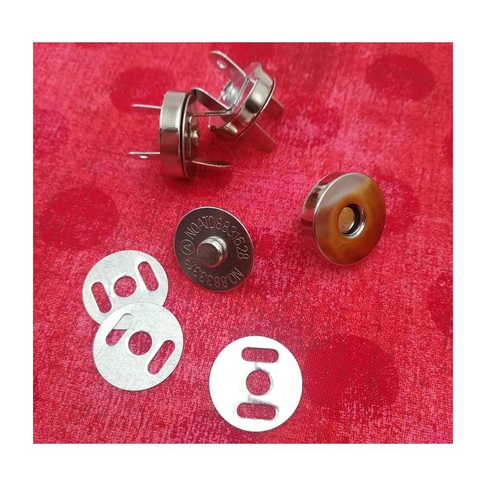 Bottone magnetico - diametro 18mm