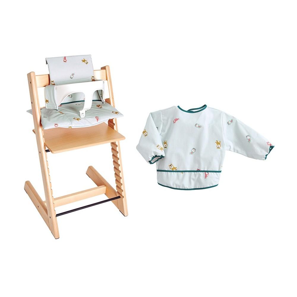 Cartamodello Katia 2319- BA16 - Cartamodello copri sedia + grembiule con maniche