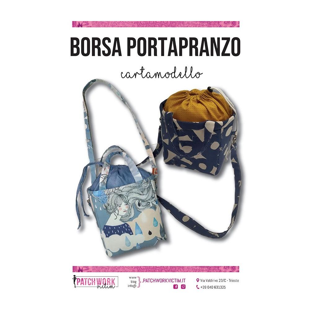 Cartamodello Borsa portapranzo - Versione pdf