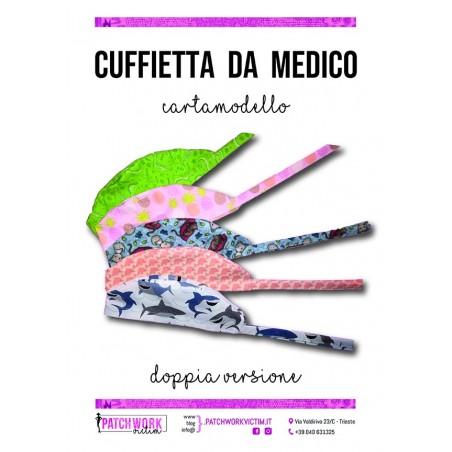 Cartamodello cuffiette da medico - Versione pdf