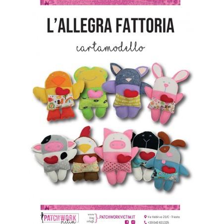 Cartamodello Allegra fattoria - Versione pdf
