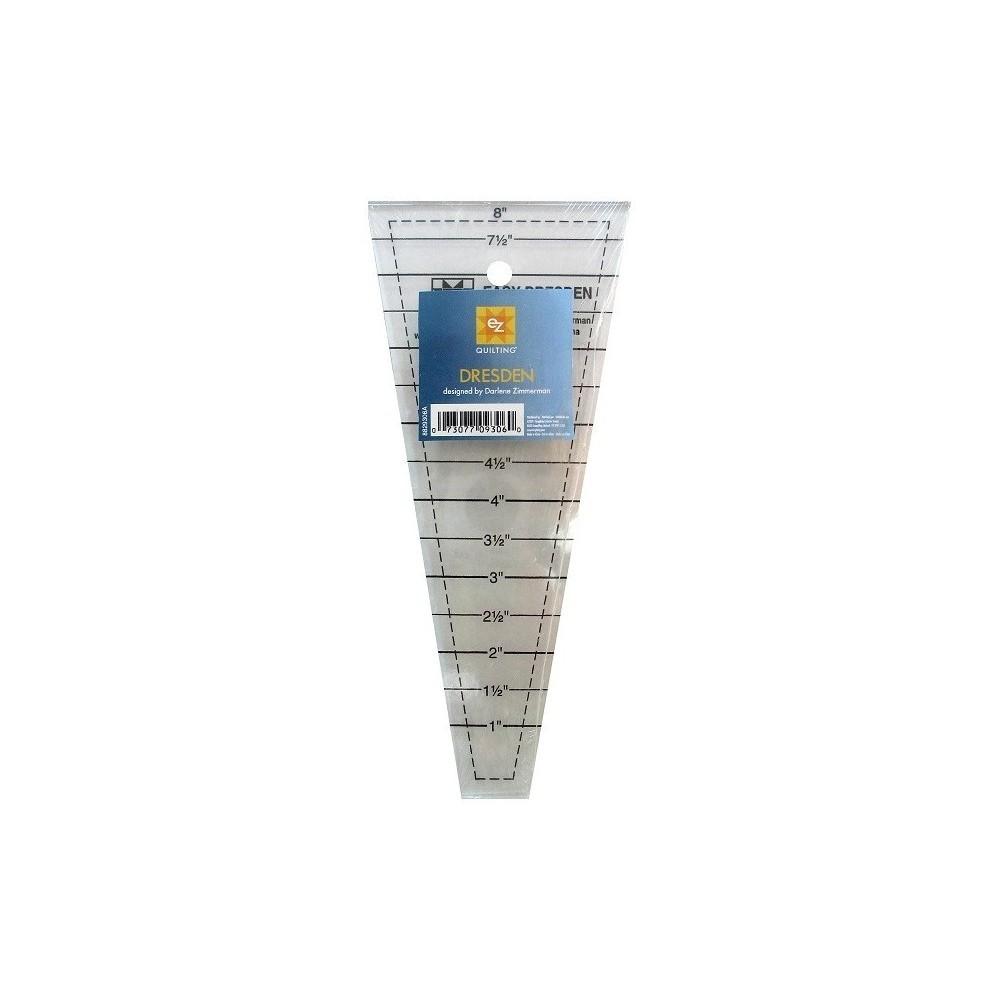 Regolo triangolare Dresden - Easy dresden ruler