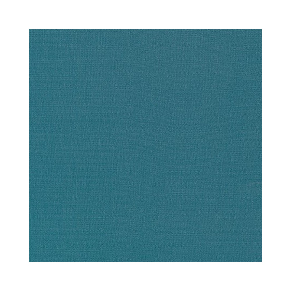 Solidi Kona cotton - Teal Blue