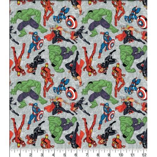 Marvel - Supereroi su grigio