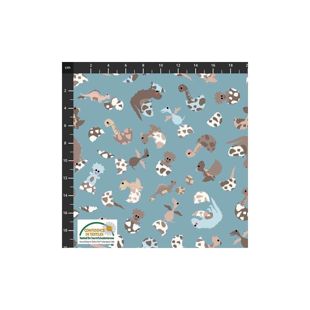 Jersey organic - 15-029 - Baby dino