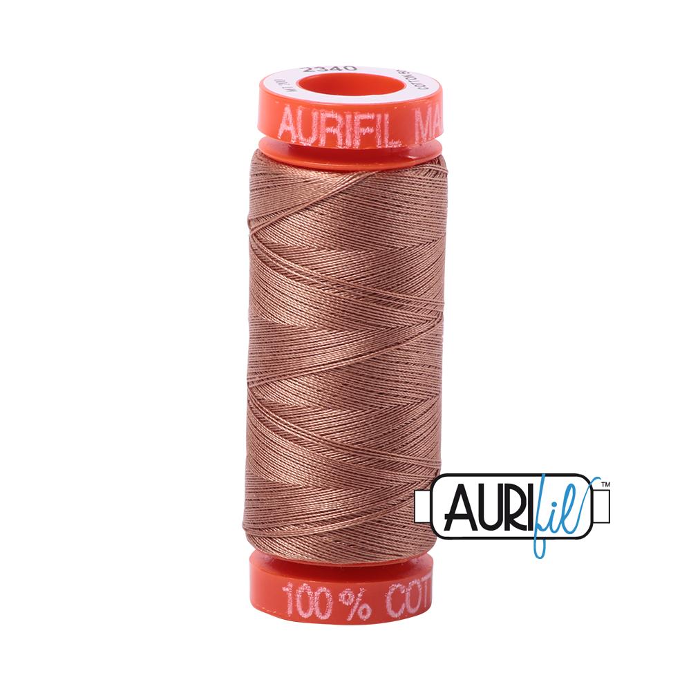 Aurifil 50WT - Small spool - 2340
