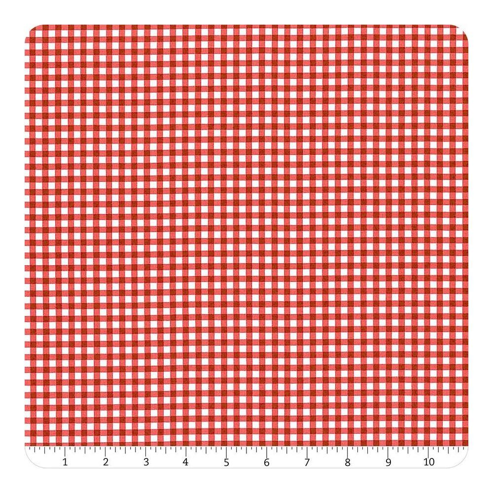 Flowerhouse basics - 20014-3 RED