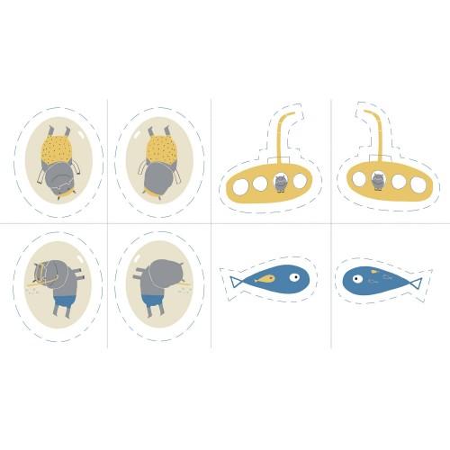 Pannello - Katia - Hippos Diving Panel