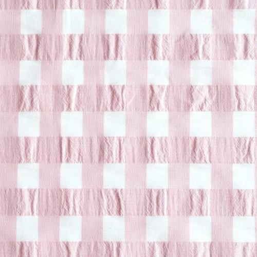 Vichy - Bianco e rosa