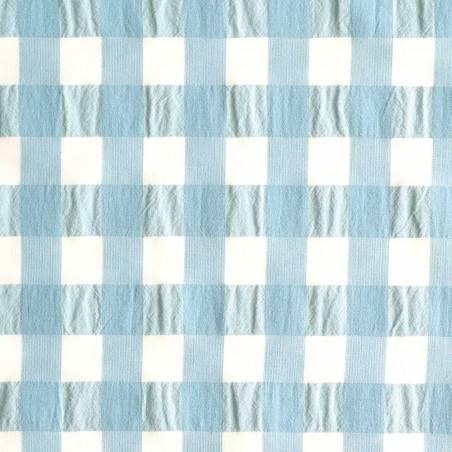 Vichy - Bianco e azzurro