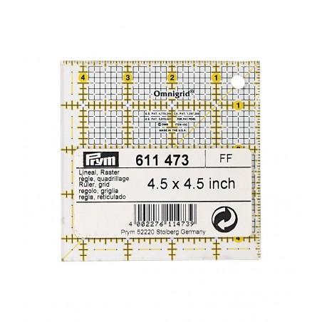 Regolo 4,5x4,5 inch Prym Omnigrip