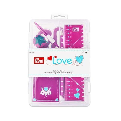 Starter kit - Fucsia - Prym love