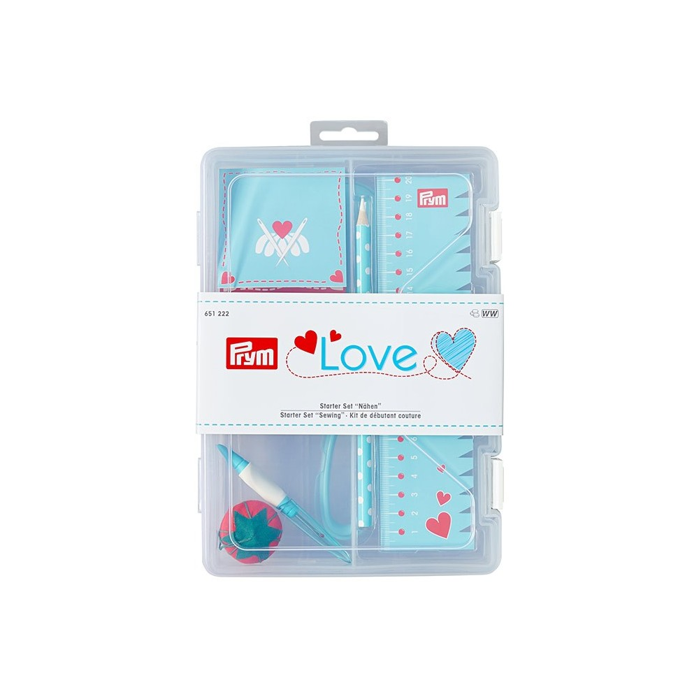 Starter kit - Tiffany - Prym love