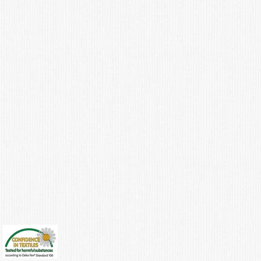 Costine - RIB jersey - Bianco