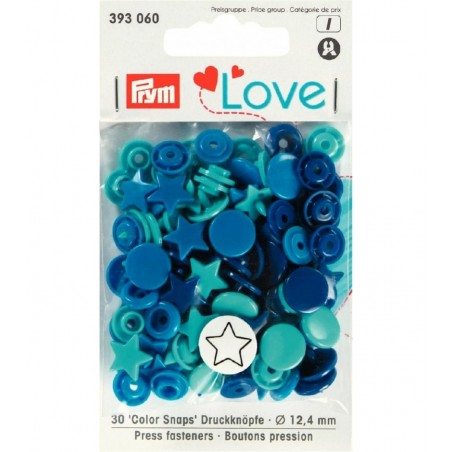P393060 - Color snaps Prym love - Stella